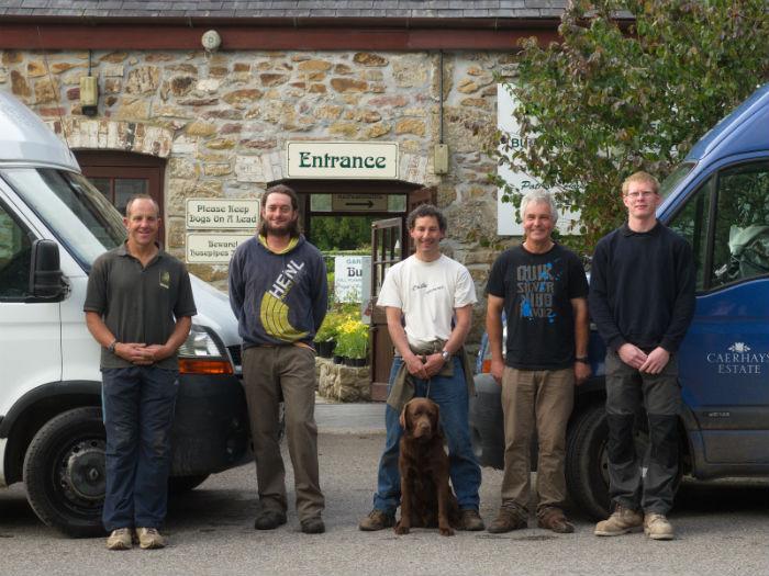 Burncoose Landscaping Crew