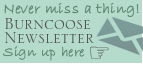 Sign up to the Burncoose Newsletter