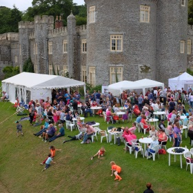Caerhays Charity Fete