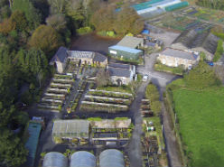 Aerial Views from Burncoose Gardens2