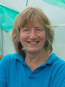 Louisa, Head of progagation at Burncoose Nurseries